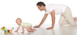 Как заставить ребенка ползать в 6-8 месяцев