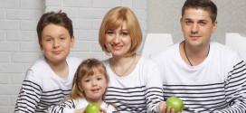 Фэмили лук — одежда для всей семьи