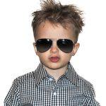 Необходимы ли ребенку детские солнцезащитные очки