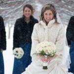 Свадебная мода зима-2014