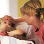 Если тошнит ребенка и температура