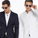 Мужские наряды для разного времени суток