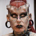 Влияние татуировок и пирсинга на кожу