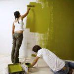 Соответствие цвета стен и размеров помещения