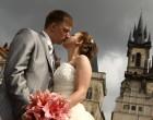 Праздник для двоих и свадьба в Праге