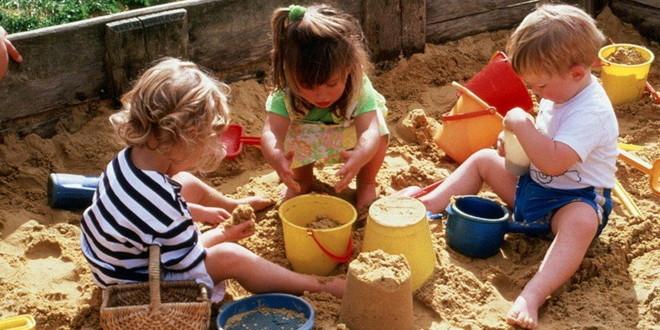 Какая роль уготована играм в детском развитии
