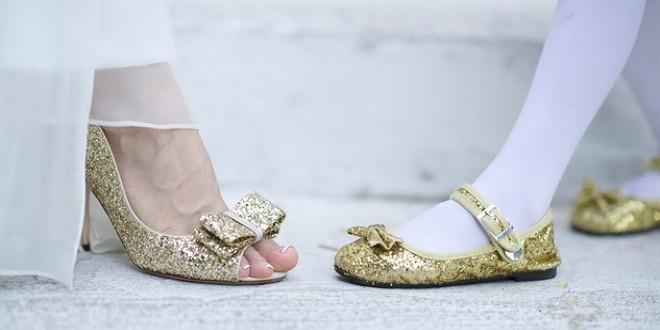 Выбираем туфельки для невесты