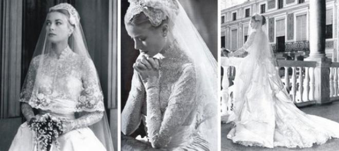 Грейс Келли свадьба