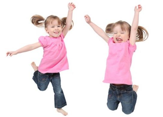 платья для девочек-близнецов