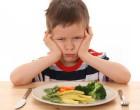 ребенок отказывается от овощей