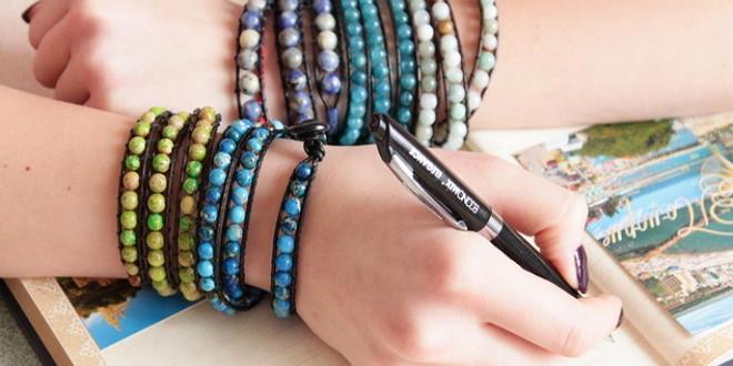 Модные браслеты Чан Лу