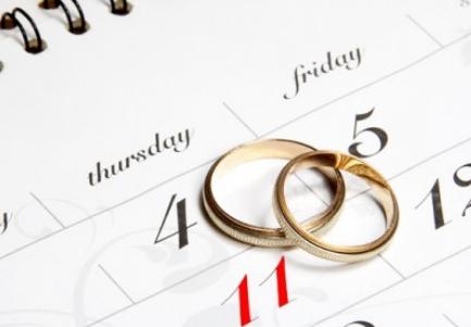 выбрать день свадьбы