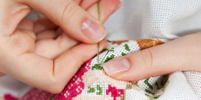 Вышивание крестиком: простая работа с большой пользой
