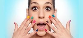 Лаки для ногтей Ив Роше • Красота и уход