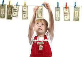 давать ли детям деньги