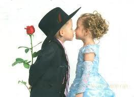 природа детской влюбленности